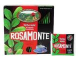 Yerba Mate Rosamonte Teabags