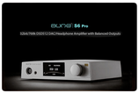 AUNE S6 PRO AK4497 DSD DAC & KHV USB DA WANDLER - SILBER - SILVER