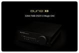 AUNE X8 - DSD DAC DIGIT. ANALOG CONV USB DA WANDLER HIGHEND - SCHWARZ - BLACK