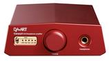 YULONG DAART CANARY II DSD SABRE 768kHz DAC DIGITAL ANALOG CONV. USB DA WANDLER - ROT - RED
