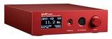 YULONG AQUILLA - DSD AK4497 DAC BLACK DIGITAL ANALOG CONV.USB DA WANDLER HIGHEND - ROT - RED