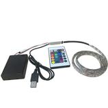LED RGB Flexband, 1m, zum selber ablängen
