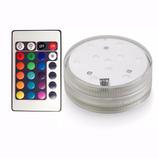 LED RGB Rondelle, wasserdicht bis 20cm