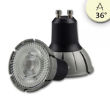 GU10 Vollspektrum LED Strahler 7W, warmweiss
