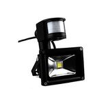 LED Fluter 10W mit Bewegungsmelder