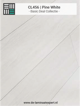 CL456 Pine White