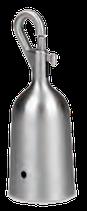 Seilhalterhaken - Set (2 Stk.) Edelstahldesign
