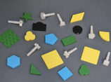 EASI taktile 3D Formen