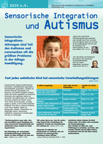 "P2&3 Poster ""SI & Autismus"""