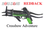 HORI-ZONE Pistol Crossbow Redback RTS black 80lbs