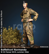 RDM35036 Battlefront Normandy, WSS Panzer NCO, summer 1944