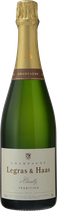 Champagne Legras & Haas Brut Tradition 0,75L