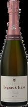 Champagne Legras & Haas Brut Rosé 0,75L