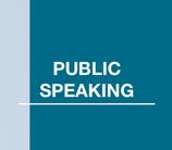 PUBLIC SPEAKING. LA COMUNICAZIONE EFFICACE.