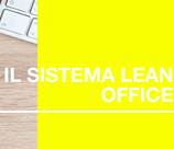 IL SISTEMA LEAN OFFICE