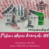 Pistoni Kawasaki 500 WISECO!!!