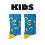 Versus Funky Bananas Kids Socks