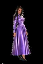 50-9476 Datex Kleid lang
