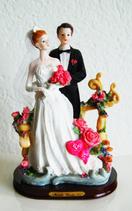 Polyfur als Hochzeitsgeschenk