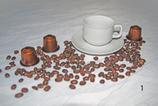 Espresso-Tassen aus Porzellan