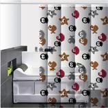 Duschvorhang mit edlem Design