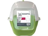 Katzentoilette Rosetta grün