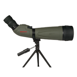 Tasco Spotting Scope Kit 20-60x80 Grey Angled