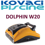 Robot pulitore DOLPHIN W20