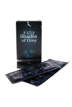 Fifty Shades of Grey - Condoms