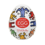 Tenga-Egg Dance, Special Edition by Keith Haring