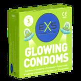 EXS Glow Laser Condoms