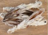 Canis Plus Kaninchenohren mit Fell 100g