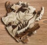 Canis Plus Rinderfellstreifen 250g