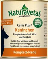Canis Plus Kaninchen Komplett-Menü