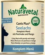 Canis Plus Seelachs Komplett Menü