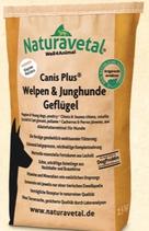 Canis Plus Welpen und Junghund Geflügel
