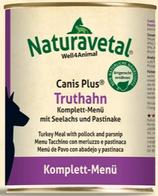 Canis Plus Truthahn Komplett Menü