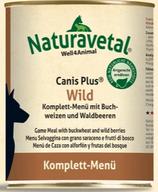 Canis Plus Wild Komplett Menü