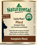 Canis Plus Pferd Komplett Menü