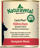 Canis Plus Hähnchen Komplett Menü