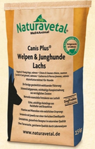 Canis Plus Welpen und Junghund Lachs