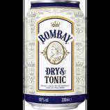 Bombay Dry Gin+Tonic