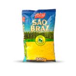 Farinha de Milho Flocão Não Transgenico Sao Braz