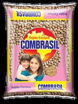 Feijao Carioca COMBRASIL (Braune Bohnen) 1 kg