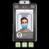PROFACEX-TD- Control De Acceso Reconocimiento Facial Y Palma De La Mano Con Detección De Fiebre