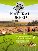 Natural Breed Katze- Chicken Getreidefrei 1 kg