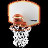 Molten Minibasketball und Backboard Set KB100V12