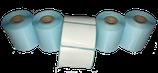Etiketten zu Labeldrucker Werax STE D Modelle