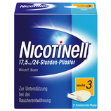 Nicotinell ® 24-Stunden-Pflaster 17,5 mg