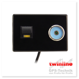 Privattaster mit Fahreridentifikation für twinBOXX Tabora, twinBOXX II und Varuna